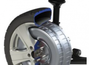in-wheel Protean Electric